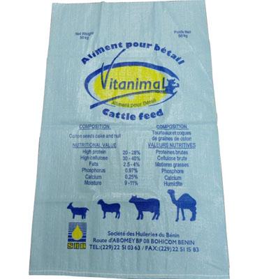 animal feed sacks wholesaler