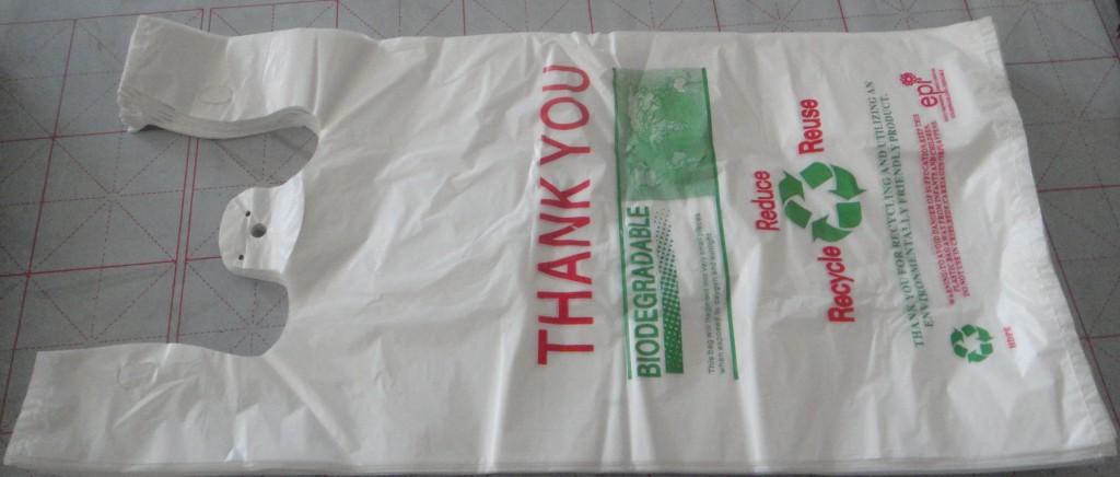 plastic bags china