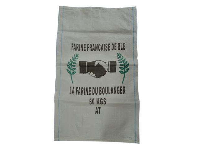 pp woven flour bag China