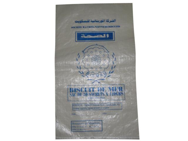 pp woven food bag