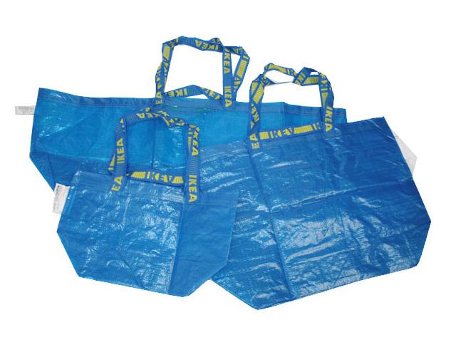 woven polypropylene shopping bags